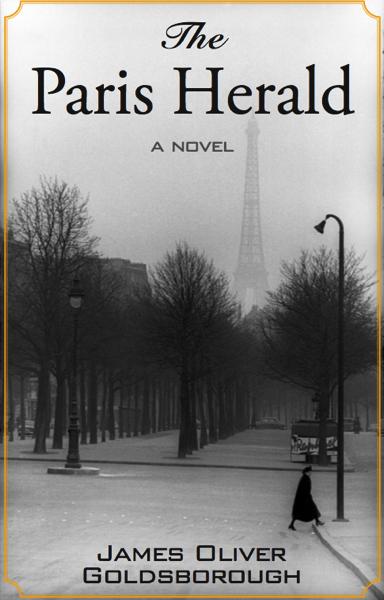 Paris Herald cover