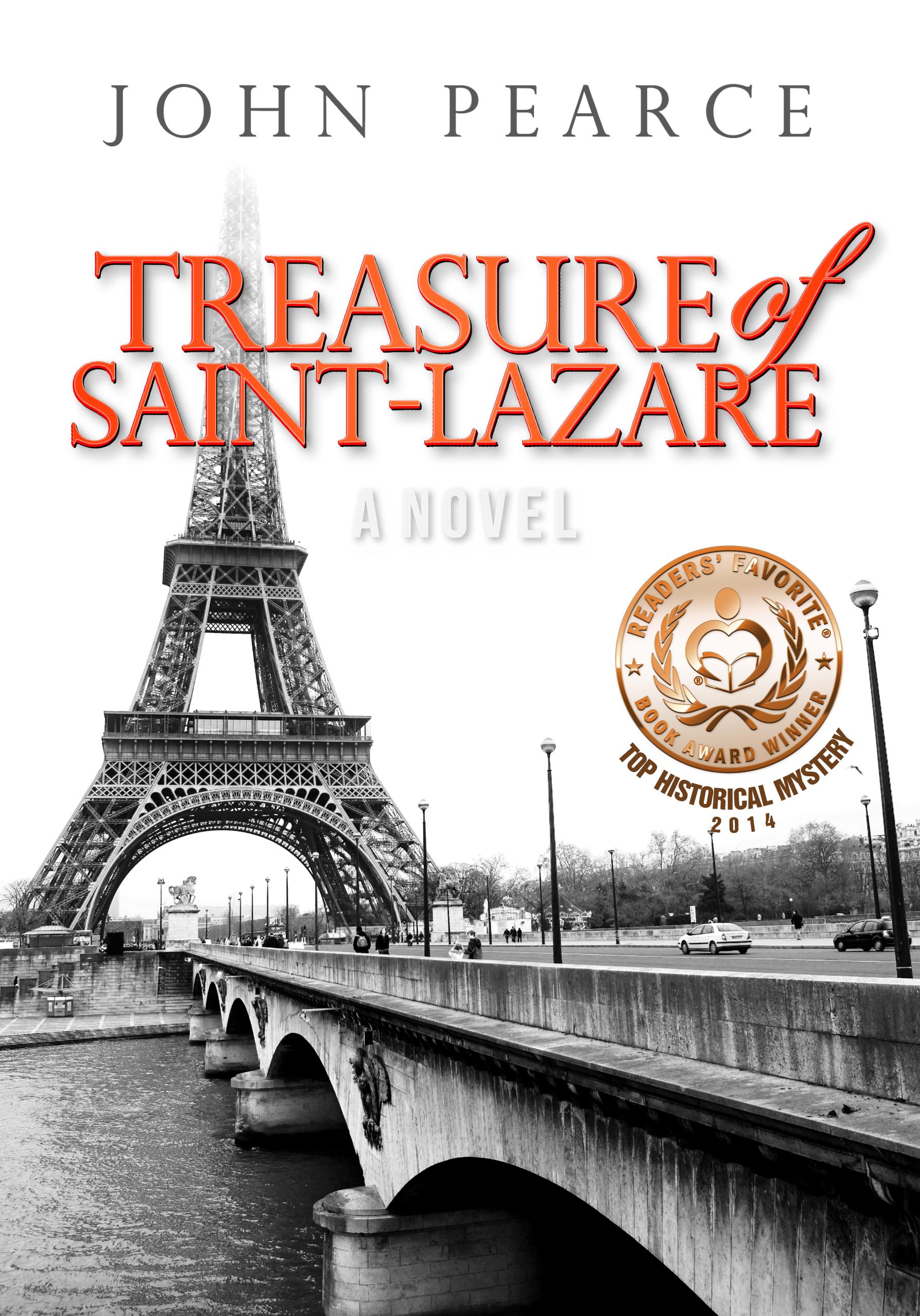 FINAL AMAZON Treasure of Saint-Lazare Red 0806 (Amazon)