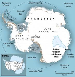 Antarctica small