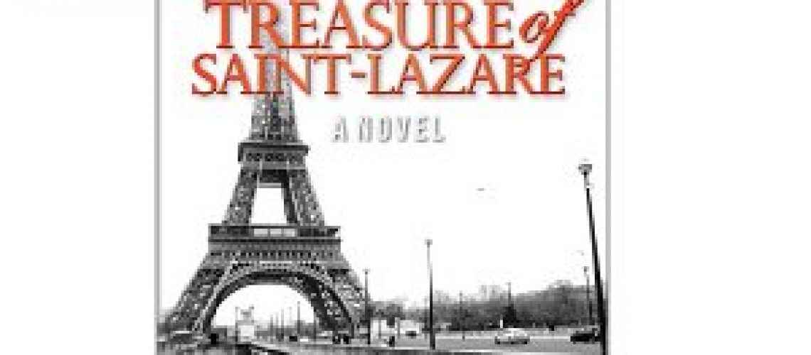 Treasure-of-Saint-Lazare-Amazon-Kindle-Cover